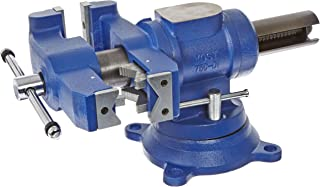 "Yost 750-DI, 5"" EXTREME-DUTY, 2X Stronger, Bench & Pipe Vise. Universal Double.."