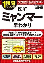 表紙: 図解 ミャンマー 早わかり (中経出版)   工藤年博