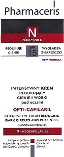 PHARMACERIS Ph Opti-Capilaril Intensive Cream, 15ml
