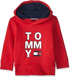 Tommy Hilfiger Boy's Multi AW Graphic Hoodie