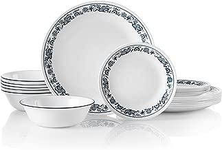 Best vintage blue dinner set Reviews