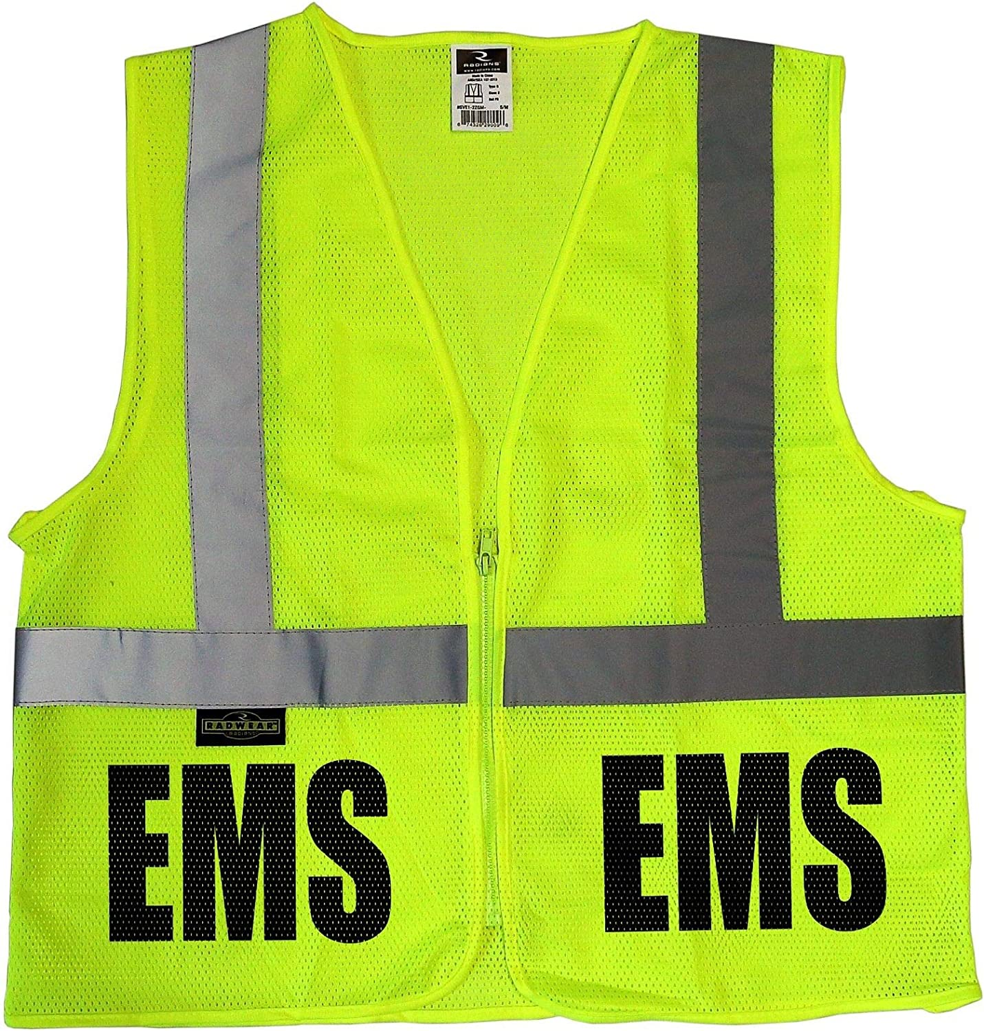 Conspiracy Tee Emergency Medical Services High Choice Max 65% OFF Safety EMS Vest