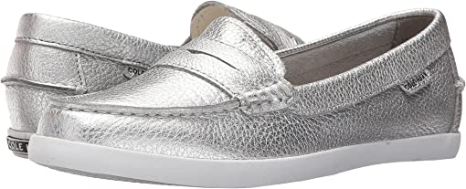 Argento Metallic Leather