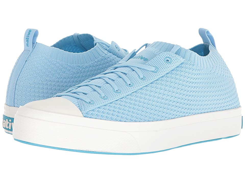 Native Shoes Jefferson 2.0 Liteknit (Sky Blue/Shell White) Shoes