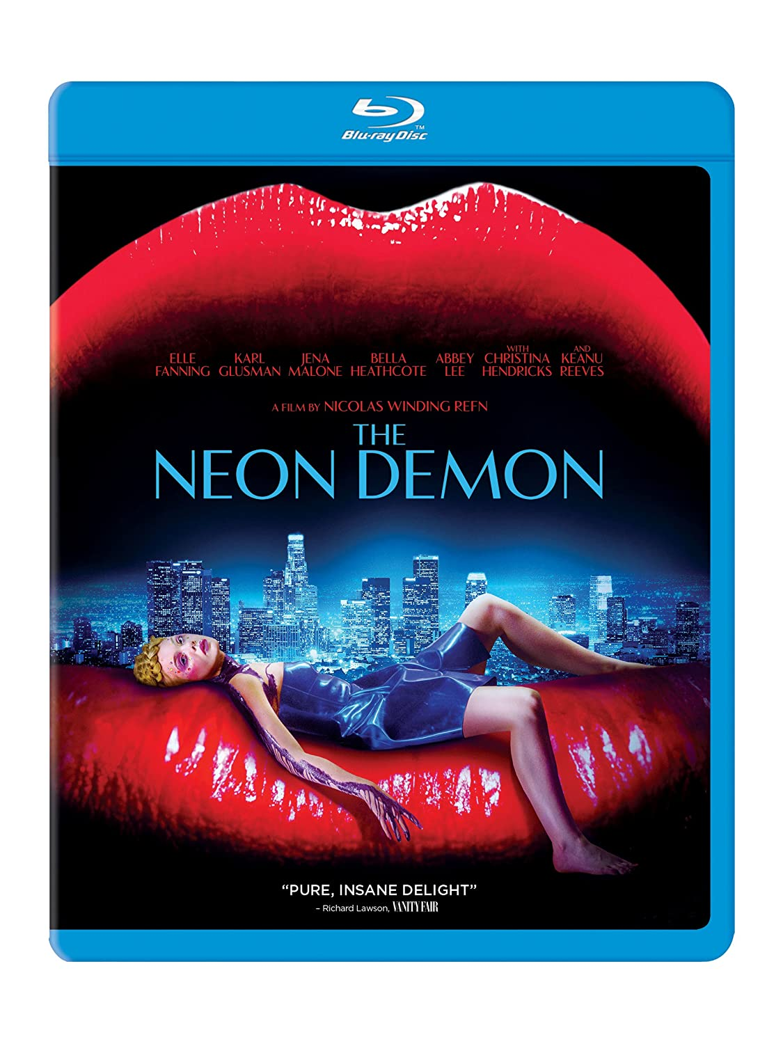 Neon Time sale Special sale item Demon Blu-ray