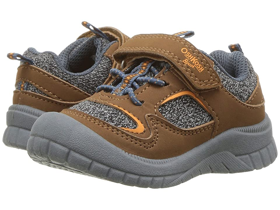 OshKosh Gorlomi (Toddler/Little Kid) (Brown) Boy
