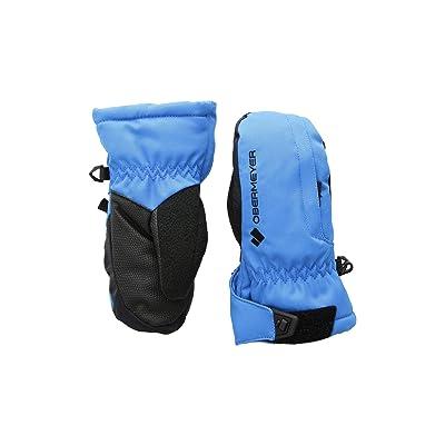 Obermeyer Kids Gauntlet Mitten (Little Kids/Big Kids) (Stellar Blue) Extreme Cold Weather Gloves