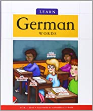 Learn German Words (Foreign Language Basics) (English and German Edition)