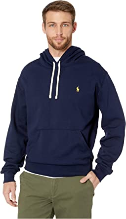 Long Sleeve Classic Athletic Fleece Pullover Hoodie