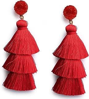 Best cute red earrings Reviews