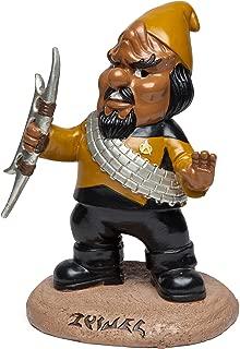 "BigMouth Inc.Star Trek Worf Garden Gnome –Funny Garden Gnome with Star Trek Theme, Makes a Great Gag Gift, Weatherproof Ceramic Lawn Gnome, 9"" Tall"