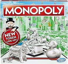Hasbro Classic Monopoly English (Model- 00009E)