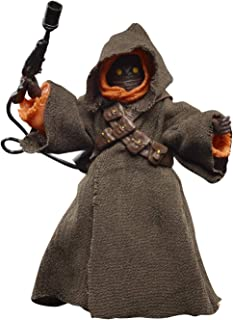 """Star Wars - The Black Series - 6"""" Jawa - Lucasfilm 50th Anniversary Original Star Wars Trilogy - Scale Collectible Action ..."""
