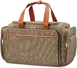 Hartmann 105168-4652 Duffel Bag, Natural Tweed, One Size