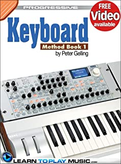 Keyboard Lessons: Teach Yourself How to Play Keyboard (Free Video Available) (Progressive)