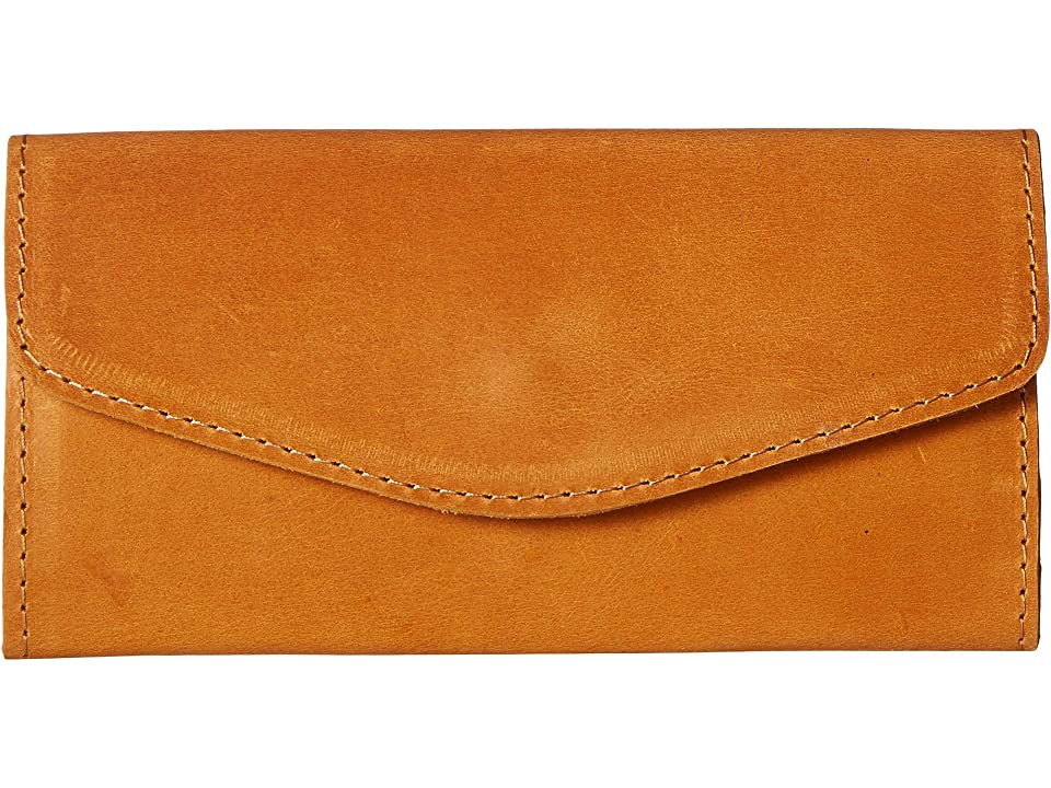ABLE Hailu Wallet (Cognac) Wallet Handbags