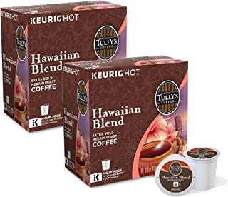 Best tully's hawaiian blend coffee 180 k cup pods Reviews