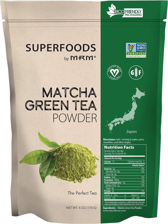 MRM Super Foods Super-cheap - Matcha Green 6 Powder Tea Ounce Ranking TOP5