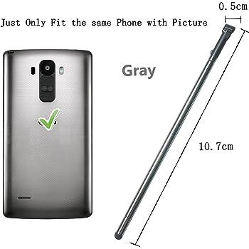 Red Premium LG G Stylo SmartPhone Stylus Custom Pen 3 Pack!