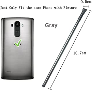 Dogxiong Gray Grey Touch Stylus Pen Replacement Parts for LG G Stylo (Stylus,LS770,H631 H635 H634 MS631)