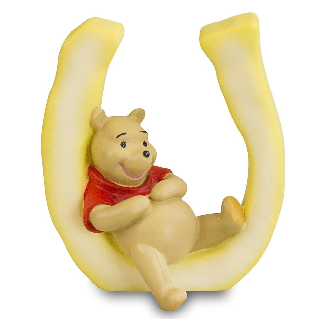 言い訳対処する忠実にDisney Pooh & Friends Magnetic Alphabet Letter, U