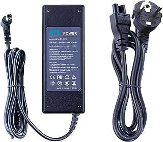 DTK® Cargador Fuente de alimentación Adaptador para portátil Lenovo G.B.S.Y.Z.V.U Serie y Fujitsu Siemens Amilo Lifebook u.v.m. Output: 20V 4.5A 90W Cargadore y adaptadore Conector: 5.5 * 2.5mm