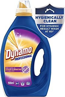 Dynamo Professional with Odour Eliminating Technology Liquid Laundry Detergent, 900ml