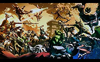 RFG REMOVE FROM GAME Marvel vs Capcom Playmat 24 x 14 inch Mousepad for Yugioh Pokemon Magic The Gathering