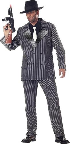 almacén al por mayor Gangster Costume Costume Costume - Large  100% precio garantizado