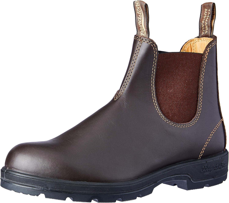 bluendstone Unisex Super 550 Series Boot,Walnut 9 M US Women   7 M US Men