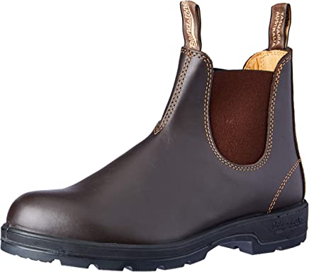 Blundstone Classic Comfort 550, Unisex Adults Warm Lining Ankle Boots : boots
