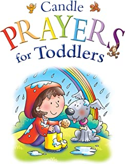 Candle Prayers for Toddlers (Candle Bible for Toddlers)