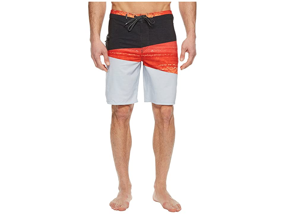 Rip Curl Mirage Wedge Boardshorts (Red 2) Men