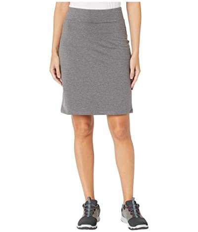 Toad&Co Moxie Pencil Skirt (Charcoal Heather) Women