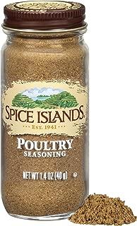 Best spice islands poultry seasoning ingredients Reviews