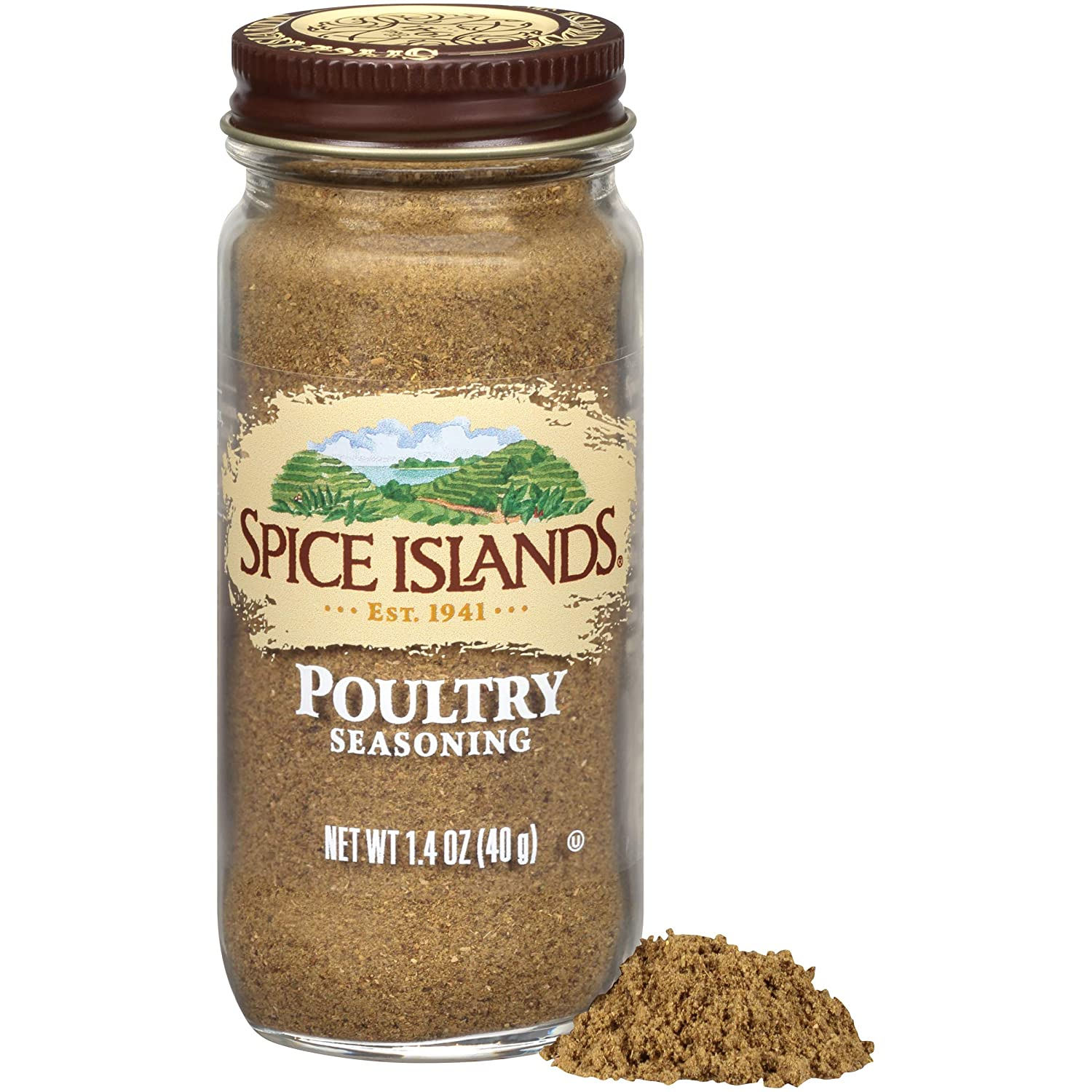 Spice excellence Islands Seattle Mall Poultry 1.4 Seasoning Oz