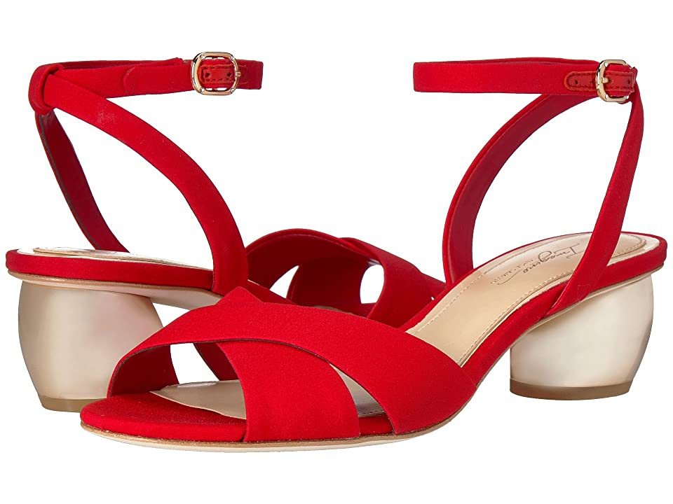 Imagine Vince Camuto Leven (Crimson Crepe) High Heels