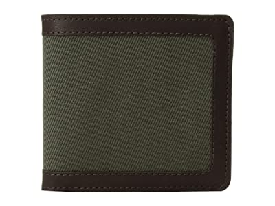 Filson Packer Wallet (Otter Green) Wallet Handbags