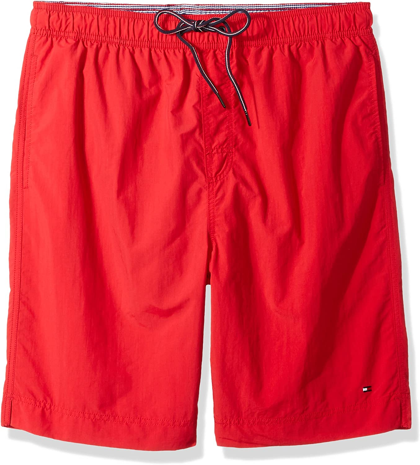 Tommy Hilfiger Men's 67% OFF of fixed price Big and Ranking TOP10 Swim Trunks Tall