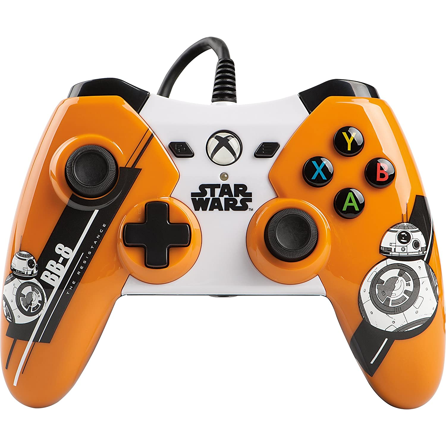 Star Wars BB-8 San Antonio Classic Mall Wired Controller One for Xbox