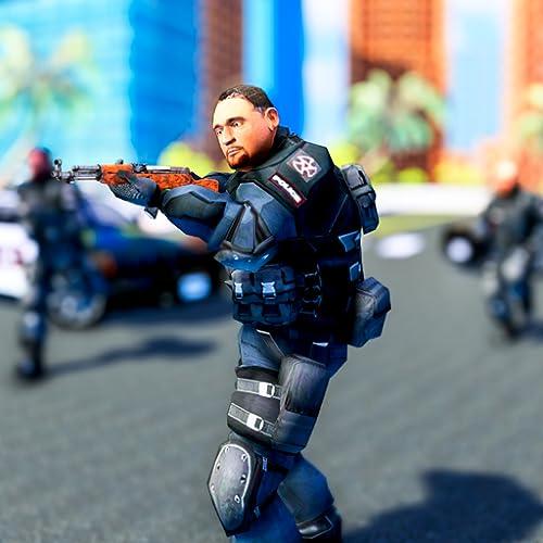 Police Officer Real Gangster- Gang Crime Games