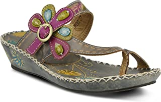 l artiste santorini sandals