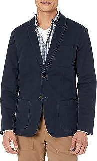 Men's Standard-Fit Stretch Twill Blazer
