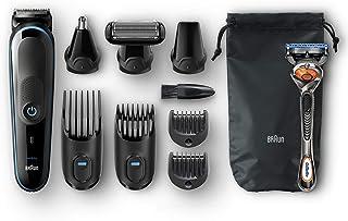 Braun 9-in-1 All-In-One Trimmer MGK5080 Beard Trimmer & Hair Clipper