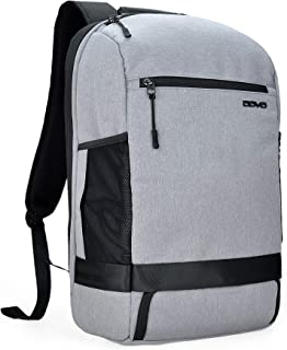 AGVA Traveller Daypack, Maximum Storage Weekender Daypack 15.6'' (Grey)