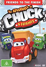 The Adventures of Chuck and Friends Friends to the Finish DVD