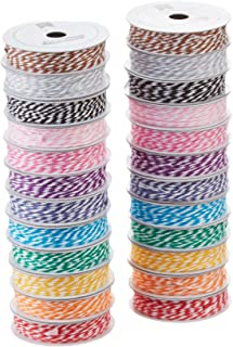 Extreme Value Bakers Twine Variety Pack by American Crafts   Brights   24 Pack