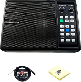 TC Helicon VoiceSolo FX150 150W Active Vocal Monitor PA Speaker with 6.5