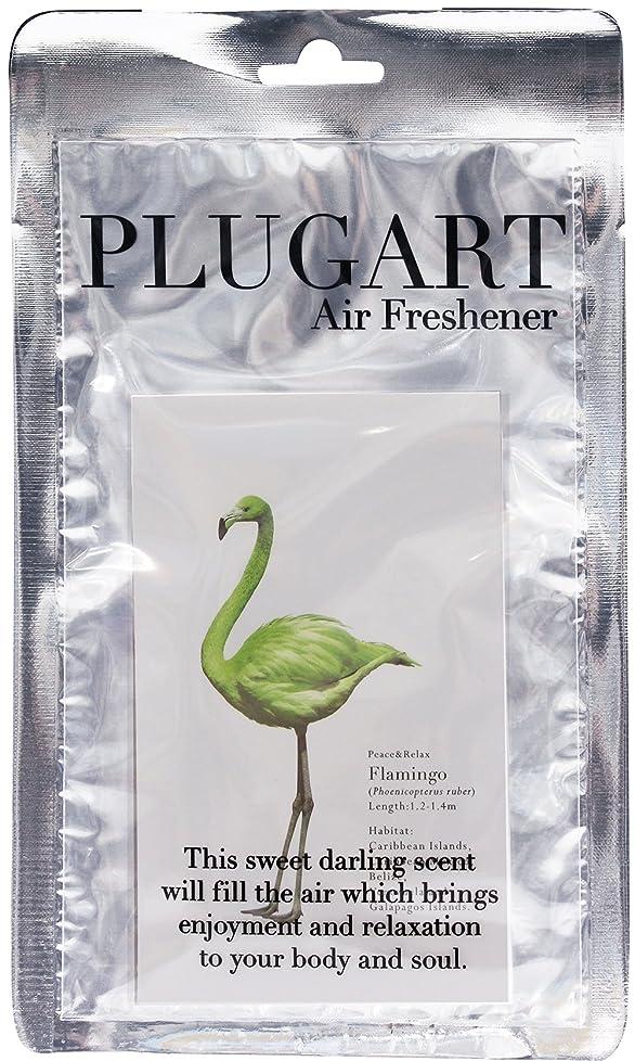 うるさい密接にメリーノルコーポレーション サシェ プラグアート ハンガータイプ 消臭 ピュアグリーンティーの香り PLA-2-4