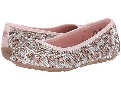 MICHAEL Michael Kors Kids Rover Teana (Little Kid/Big Kid) (Light Pink) Girls Shoes